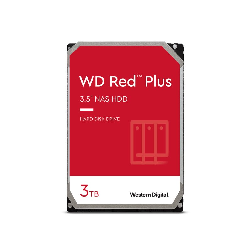 HD INTERNO 3TB WESTERN DIGITAL RED SATAIII 64MB WD30EFRX