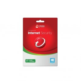 TREND TITANIUM INTERNET SECURITY 1PC 1 ANO - COMPOSTO