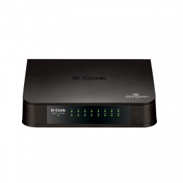 SWITCH D-LINK 16 PORTAS 10/100 DES-1016A
