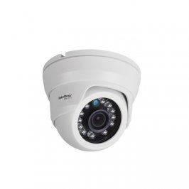 CAMERA DOME INFRA RED INDOOR VMD 1120 IR 20 2,8 MM GERAÇÃO 3 INTELBRAS