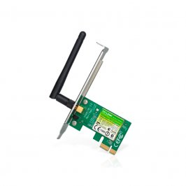 PLACA DE REDE PCI EXPRESS 1X WIFI 150M TP-LINK TL-WN781ND
