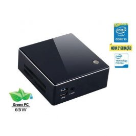 MINI PC ULTRATOP INTEL BRIX CORE I3-5015U 4GB HD 500GB - PPB