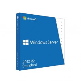 WINDOWS SERVER STANDARD 2012 R2 64B BRAZILIAN OEM - COMPOSTO