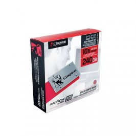 SSD KINGSTON 240GB UV400 KIT DESKTOP SATA3 2,5