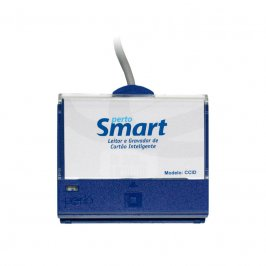 LEITOR DE CARTAO INTELIGENTE (SMART CARD) PERTOSMART PS-1000 USB