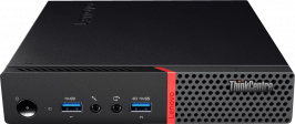 COMPUTADOR LENOVO TINY THINKCENTRE M900 INTEL CORE I5 6500T 4GB 500GB WINDOWS 10 PRO DOWNGRADE WIRELESS
