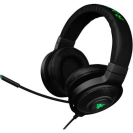 HEADSET USB 7.1 KRAKEN BLACK RAZER
