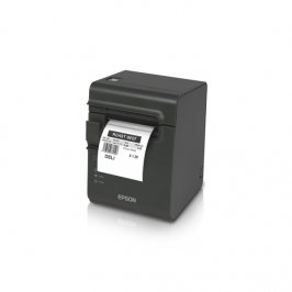 IMPRESSORA DE ETIQUETAS EPSON TM-L90 PLUS USB SERIAL FONTE PS-180