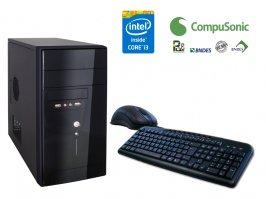 COMPUTADOR COMPUSONIC INTEL CORE I3 2120 4GB 1TB DVD TMK
