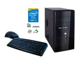 COMPUTADOR COMPUSONIC INTEL CORE I3 4170 4GB 500GB TMK