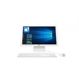 COMPUTADOR ALL IN ONE LG IPS 22V240-L.BP88P INTEL PENTIUM QUAD CORE N3530 2.16GHZ 4GB 500GB 21.5