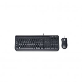 KIT TECLADO E MOUSE DESKTOP 400 FOR BUSINESS 5MH-00007 PRETO (MULTIPACK C/5 UNIDADES) MICROSOFT