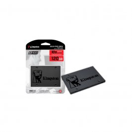 SSD KINGSTON 120GB A400 SATA3 2,5 7MM - SA400S37/120G