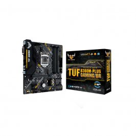 PLACA MÃE ASUS TUF B360M-PLUS GAMING/BR - COFFEE LAKE
