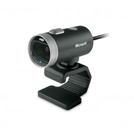 WEBCAM HD 720P LIFECAM CINEMA H5D00013 PRETO MICROSOFT