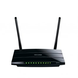 ROTEADOR N600 WIFI 300M TP-LINK DUAL-BAND 2,4/5GHZ SIMULTANEO GIGA C/USB TL-WDR3500