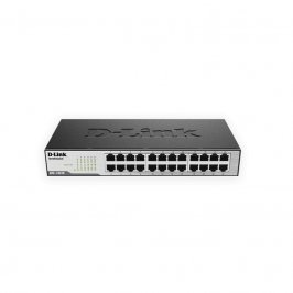 SWITCH D-LINK 24PTS 10/100 DES-1024D