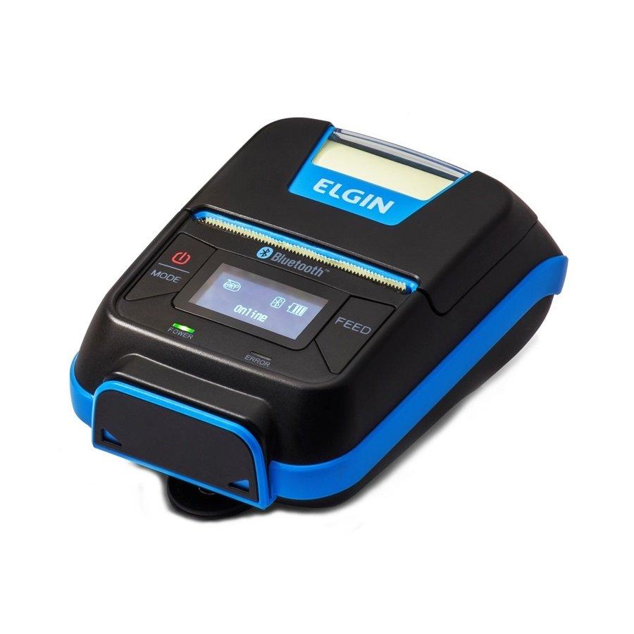 c3acd1302 IMPRESSORA PORTATIL TERMICA ELGIN RM22 USB BLUETOOTH 46RM22UBT000 ...