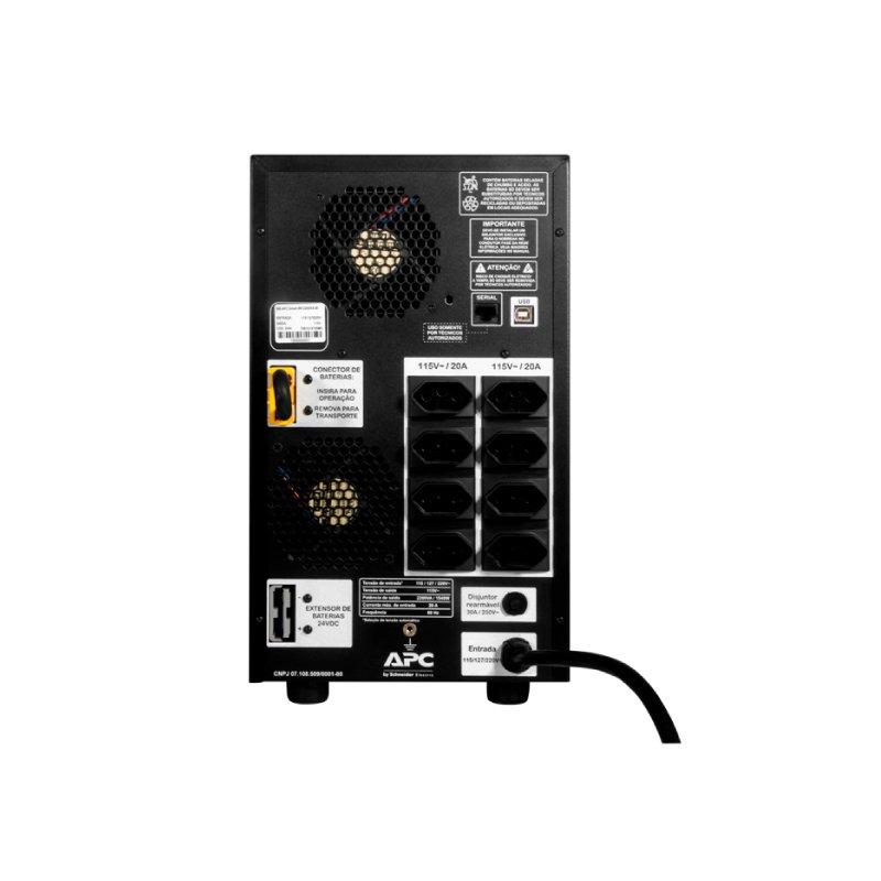 MODULO DE BATERIA APC SMART-UPS BR XL 24V SMC24XLBP-BR