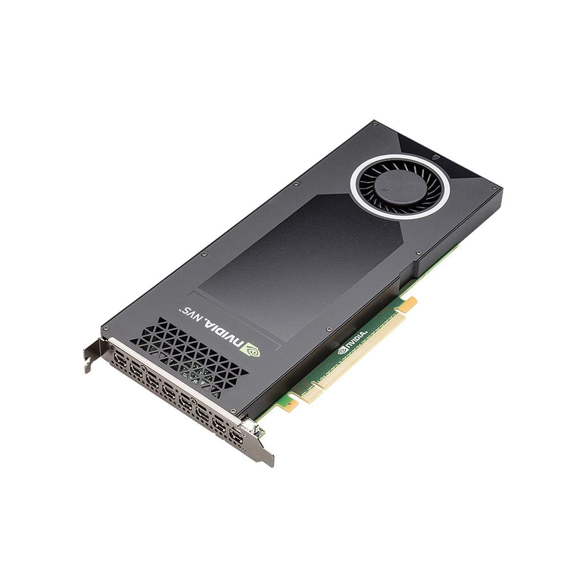 PLACA DE VIDEO LENOVO NVIDIA NVS 810 4GB GDDR3 - 128 BITS 8X MINI DISPLAY PORT PCIE 3.0