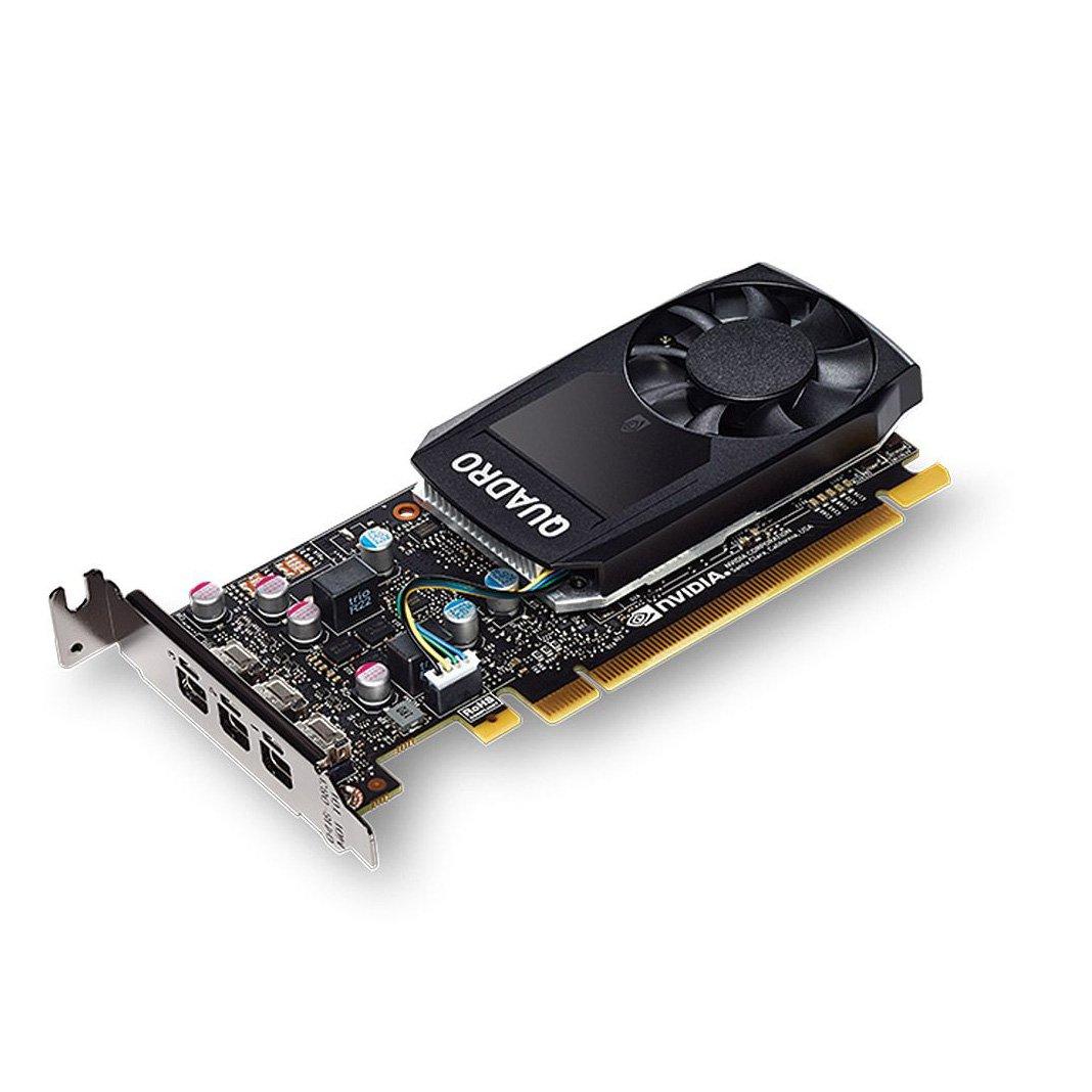 PLACA DE VIDEO LENOVO NVIDIA QUADRO P400 2GB GDDR5 - 64 BITS 3X MINI DISPLAY PORT PCIE 3.0 (FH)