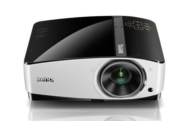 52fe20fb6 PROJETOR BENQ MX768 - XGA/SUPORTE BLUE RAY FULL HD 3D - DLP/4000.  Carregando zoom