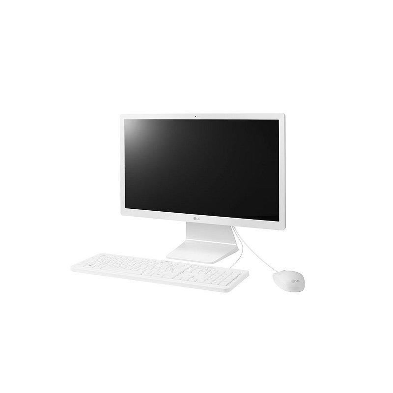 COMPUTADOR ALL IN ONE LG 21.5 IPS FHD 22V280 INTEL CELERON - Composto