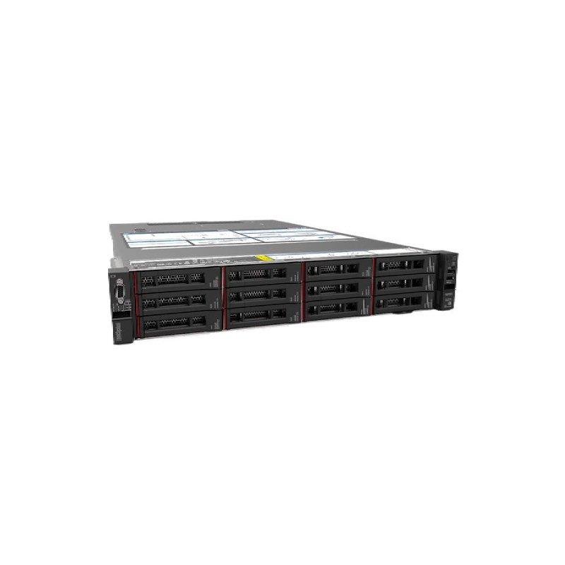 SERVIDOR LENOVO SR550 XEON BONZE 3204 6C 1,9 GHZ 16GB RAID 530-8I 8XOPEN BAY 3,5 1X550W 7X04100MBR