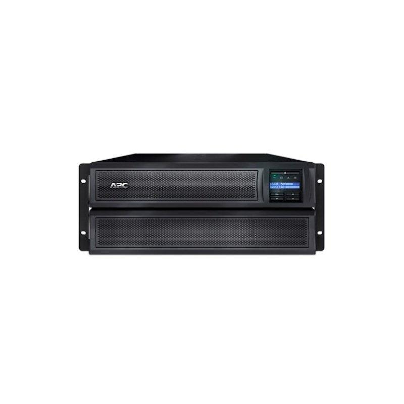 NOBREAK APC SMART-UPS X 3000VA-2700W ENT 230V SAIDA 230V - NBR - TORRE-RACK 4U - SMX3000HV-