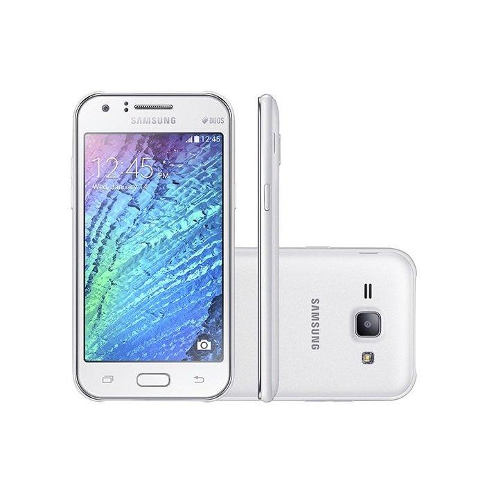 a9724e180 SMARTPHONE SAMSUNG GALAXY J1 BRANCO SM-J120HZWQZTO | Informatica, TI ...