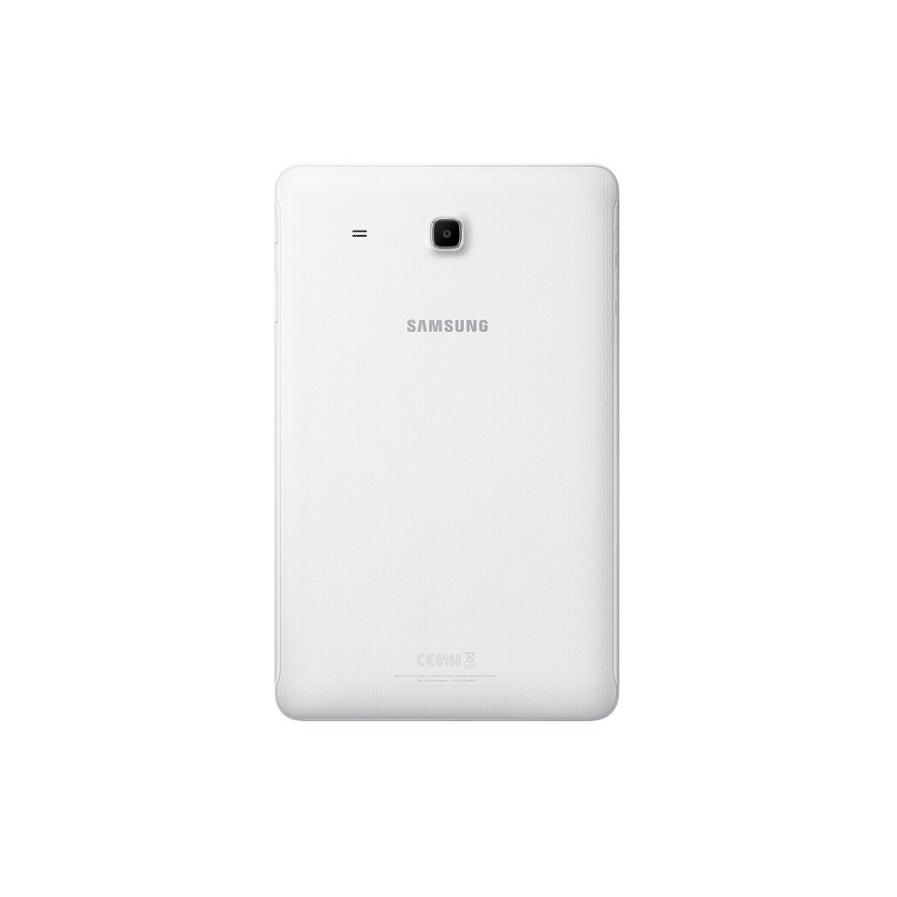 "TABLET SAMSUNG GALAXY TAB E T561 QUAD CORE DUAL CAMERA TELA 9.6"" 3G MEMORIA 8GB BRANCO"