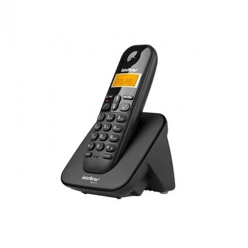 TELEFONE INTELBRAS SEM FIO TS 3110 PRETO