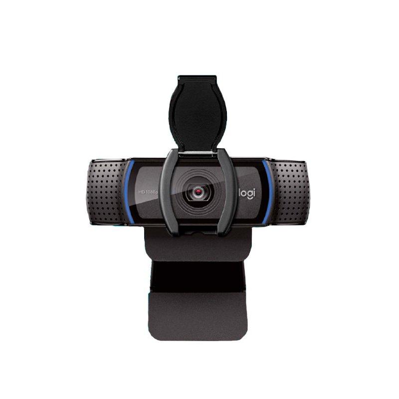 WEB CAM USB FULL HD 1080P C920S C/MIC HD PRO PRETO LOGITECH