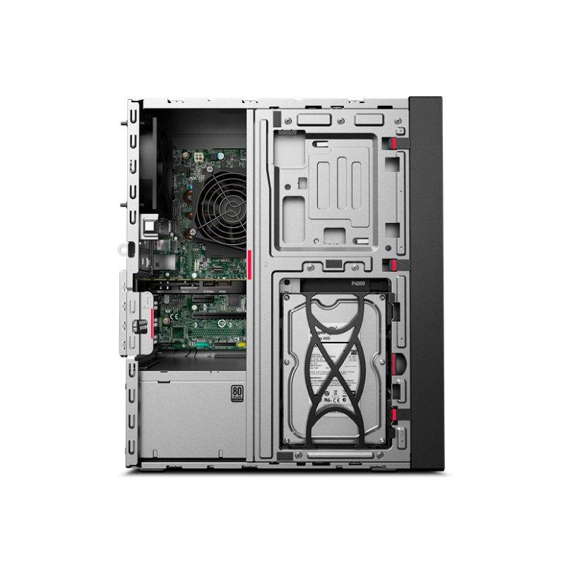 WORKSTATION LENOVO P330 TORRE INTEL XEON E-2224G 16GB 1TB NVIDIA QUADRO P620 2GB WINDOWS 10 PRO - Composto