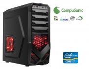 COMPUTADOR GAMER DRAGON COMPUSONIC INTEL CORE I7 4790 8GB 1TB DVD