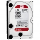 HD INTERNO 4TB WESTERN DIGITAL RED SATAIII INTELLIPOWER 64MB (WD40EFRX)