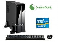 COMPUTADOR COMPUSONIC SFF INTEL CORE I5 4440 4GB 500GB DVD
