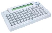 TECLADO PROGRAMAVEL GERTEC TEC 65 V2 DISPLAY PS2