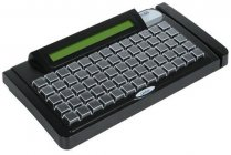 TECLADO PROGRAMAVEL GERTEC TEC-E 65 DISPLAY E LEITOR TRILHA 2 PS2