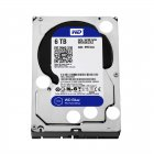 HD INTERNO 6TB WESTERN DIGITAL BLUE SATAIII 64MB WD60EZRZ
