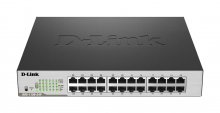SWITCH D-LINK 24 PTS GIGA  - DGS-1100-24P