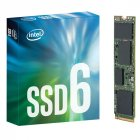 SSD INTEL 256GB 600P SERIES M.2 80MM PCI 3.0 X4, 3D1, TLC SSDPEKKW256G7X1