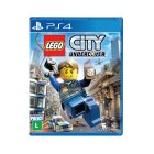 GAME LEGO CITY UNDERCOVER BR PS4