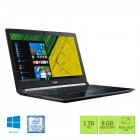 NOTEBOOK ACER A515-51G-58VH INTEL CORE I5 7200U 8GB 1TB 15,6 GEFORCE GTX 940MX 2GB WINDOWS 10 HOME PRETO