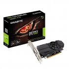 PLACA DE VIDEO GIGABYTE GEFORCE GTX 1050 OC LOW PROFILE 2GB GDDR5 128 BITS DVI/HDMI/DP - GV-N1050OC-2GL
