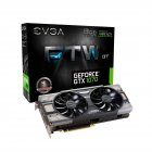 PLACA DE VIDEO EVGA GEFORCE GTX 1070 FTW2 DT GAMING ICX 8GB GDDR5 256 BITS DVI/HDMI/DP - 08G-P4-6674-KR