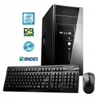 COMPUTADOR COMPUSONIC (CORE I5 7400/8GB DDR4/1TB/DVD/500W) HIGH PERFORMANCE - Composto