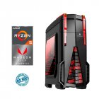 COMPUSONIC GAMER AMD RYZEN 5 2400G / 1TB / 8GB / 500W 80PLUS / RADEON RX VEGA 2GB ONBOARD