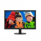 MONITOR PHILIPS 27 LED FULL HD 273V5LHAB / DVI / HDMI / VESA / MULTIMIDIA
