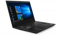 NOTEBOOK LENOVO THINKPAD E480 INTEL CORE I5 8250U 8GB SSD 256GB 14 WINDOWS 10 PRO PRETO